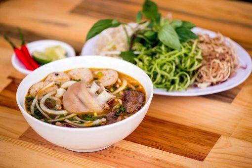 Xuýt xoa với những món bún cực ngon ở Đà Nẵng